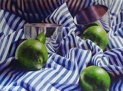 Chris Krupinski - Limes and Stripes