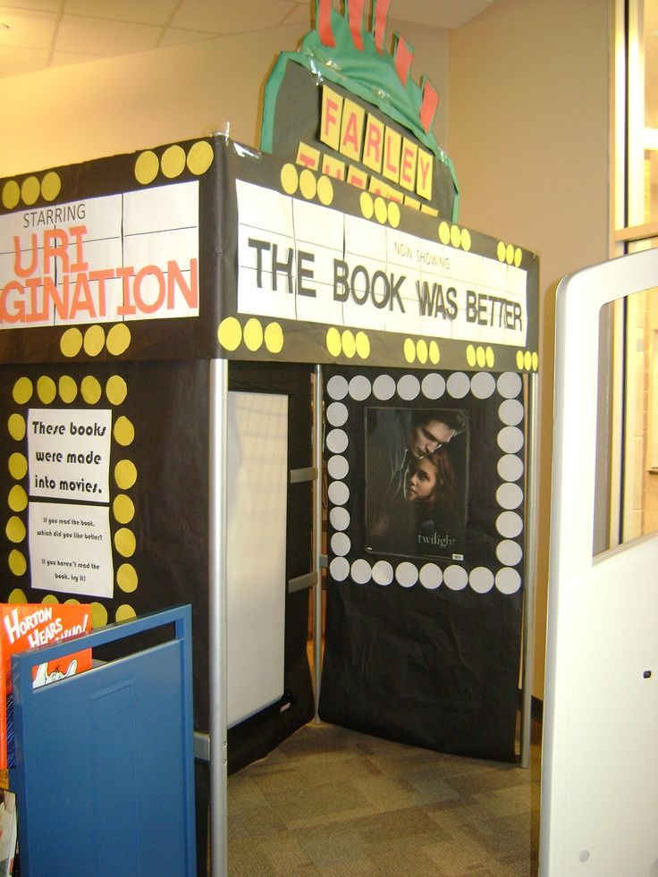 382 best images about Teen Library Displays & Ideas on Pinterest ...