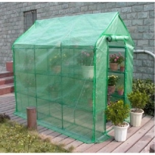 The EarthCare Portable Greenhouse Kit The EarthCare Portable Greenhouse Kit  Has Become One Of The Best Selling Portable Greenhouses In The Home  Gardening ...