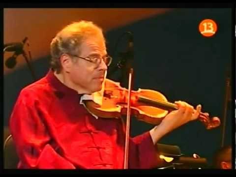 Cinema Paradiso Theme By Itzhak Perlman & The City of Praga Orchestra - YouTube
