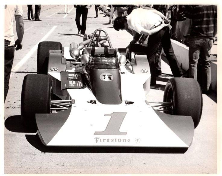 Roger Mcclusky S Bob Riley Designed Hopkins Indy 1974