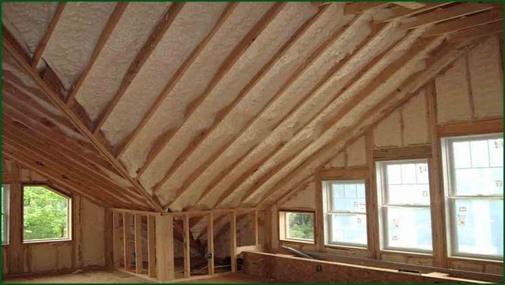 attic insulation