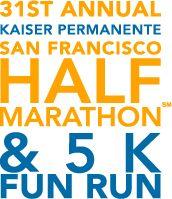31st Annual Kaiser Permanente San Francisco Half Marathon and 5K Fun Run Sun February 2nd