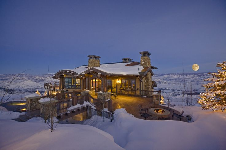 Ski Magazine Dream Home