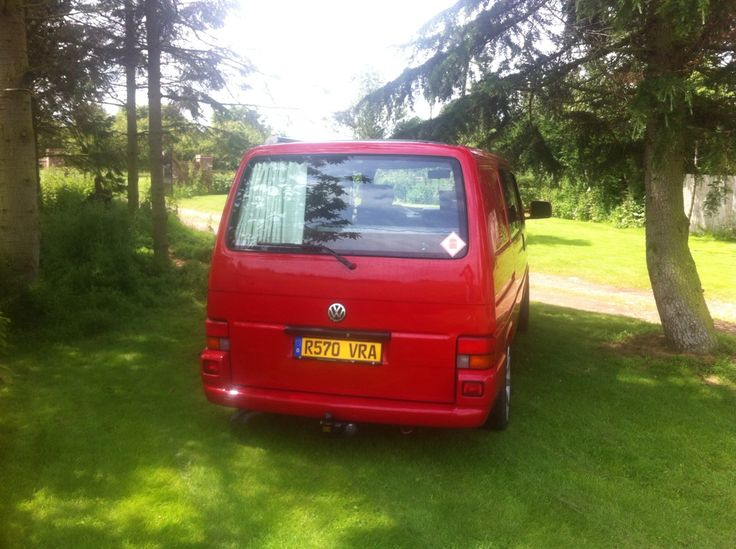 Nearly finished. plenty of pics - VW T4 Forum - VW T5 Forum