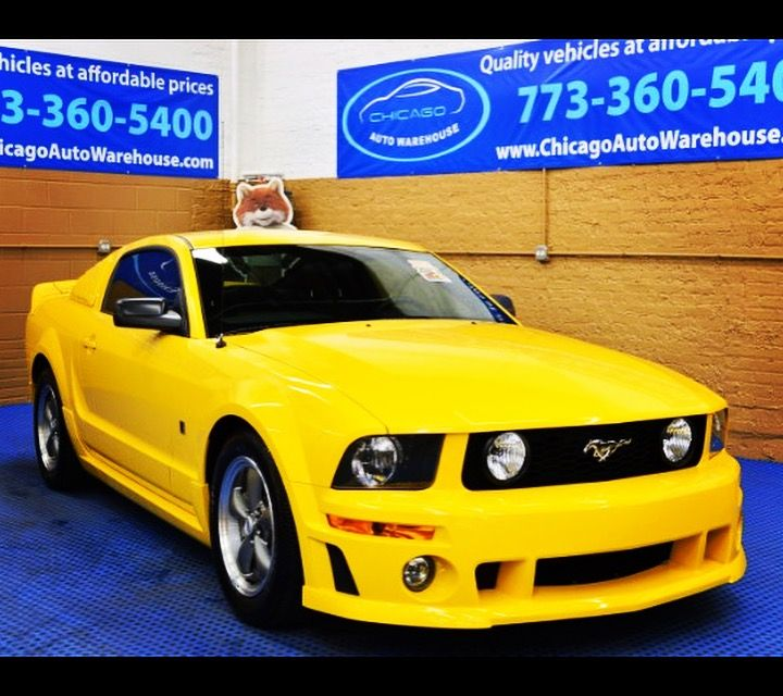 Cheap Stage 2 Car Seat 2005 Ford Mustang Roush Only 56k Miles Roush Edition
