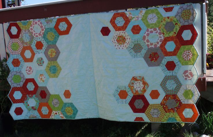Jaybird quilts,  pattern Science Fair.