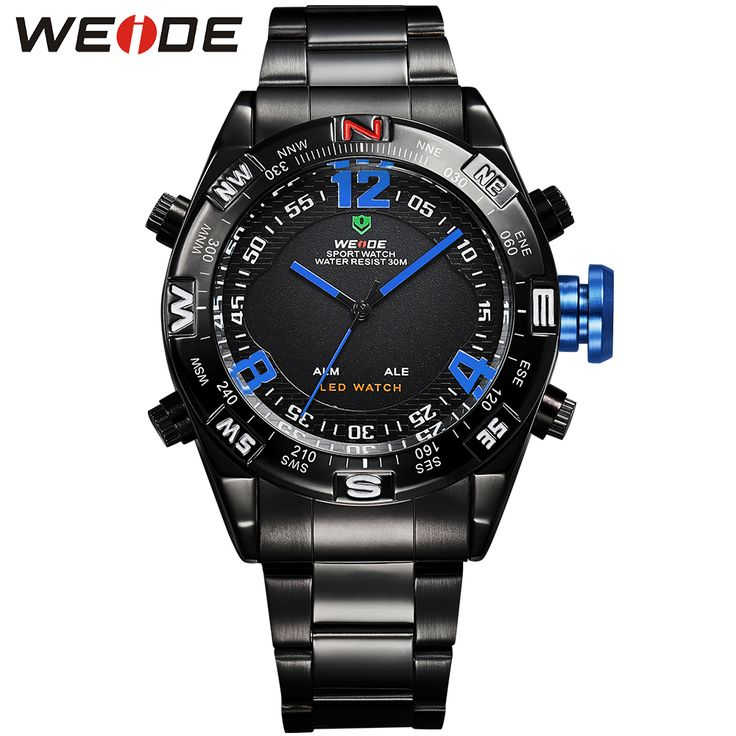 Like and Share if you want this  WEIDE Famous Casual Brand Luxury Watch Men High Quality Quartz Watches Digital New Hot Stainless Steel Relogio Masculino WH2310   Tag a friend who would love this!   FREE Shipping Worldwide   Get it here ---> https://shoppingafter.com/products/weide-famous-casual-brand-luxury-watch-men-high-quality-quartz-watches-digital-new-hot-stainless-steel-relogio-masculino-wh2310/