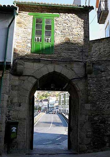 Betanzos  Galicia  Spain