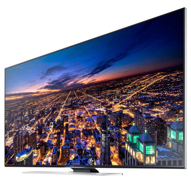 Flat nytelse: Samsung HU7505