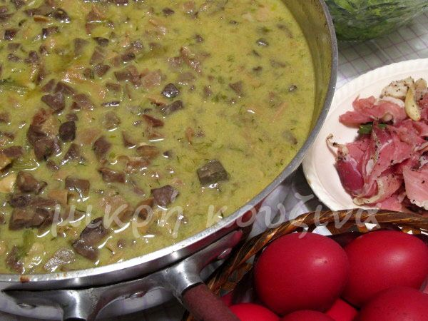 μικρή κουζίνα: Μαγειρίτσα