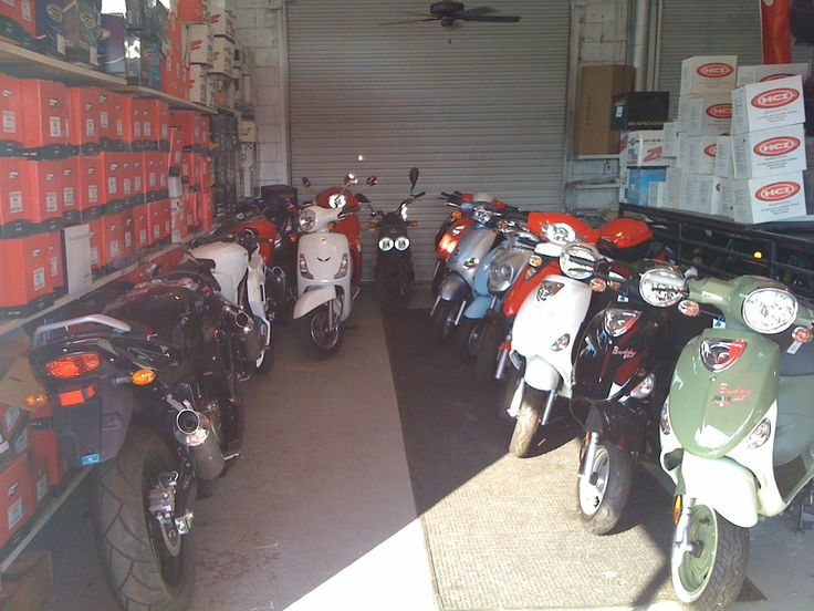 Stop in All About Scooters & Motorcycles in Tallahassee,