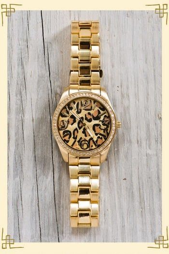 Leopard, leopard, leopard!: Leopards Watches, In Love, Watches Men, Animal Prints, Leopards Prints, Gold Watches, Accessories, Cheetahs Prints, Men Watches