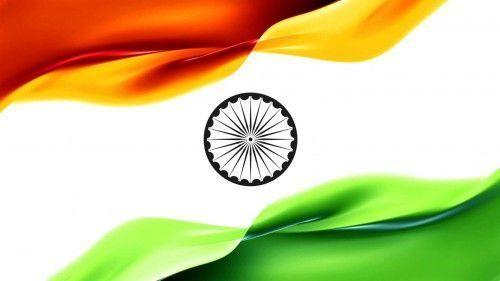 3D Tiranga Flag Image Free Download HD Wallpaper