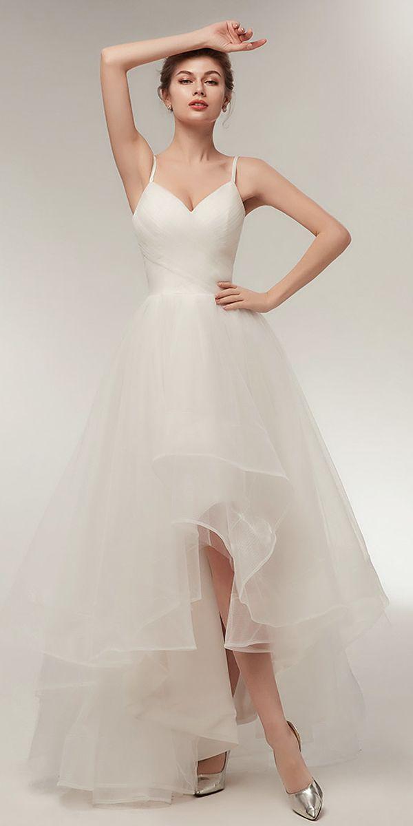 Vestido mullet para noivas: Sabe do que estamos falando?