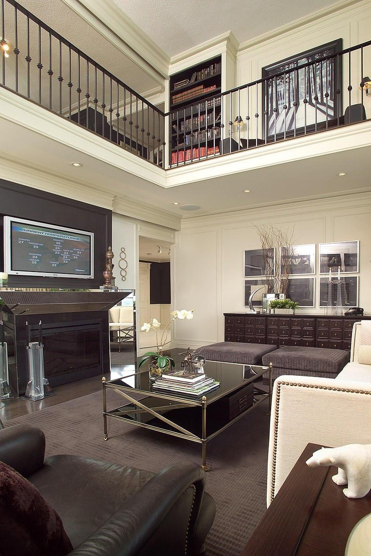 Seating To Kinda Separate Living And Dining Family Room Pinterest Railings Separate And