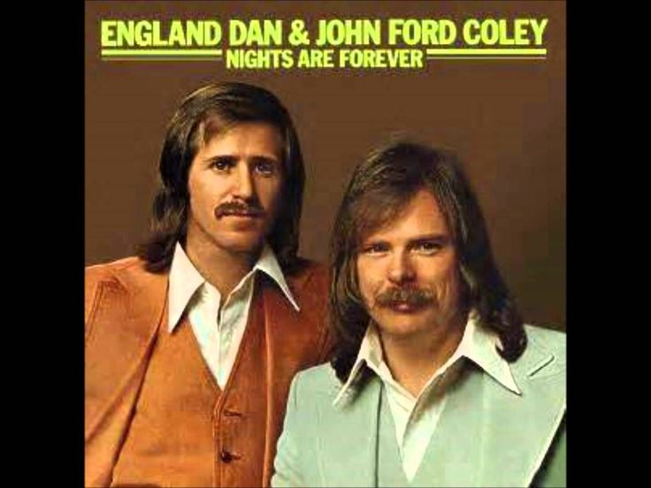 England Dan & John Ford Coley - I'd Really Love To See You Tonight