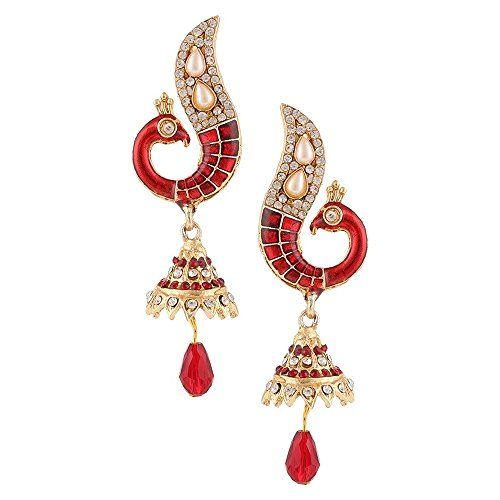 Indian Bollywood Danching Gold Plated White & Red Stone W... https://www.amazon.com/dp/B06X3TXST2/ref=cm_sw_r_pi_dp_x_gqbQybF2B9HTC