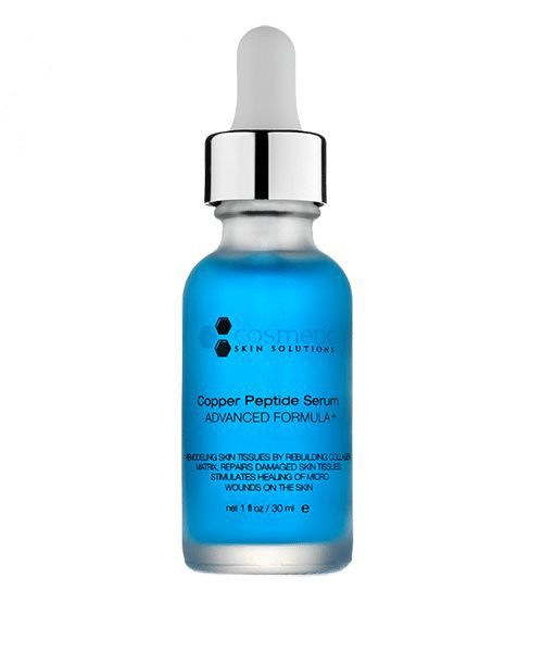 Rejuvenate Aging Skin Cells! **BUY 2 OR MORE AND SAVE $$** Naturally occurring copper peptides have been combined with Matrixyl 3000 to promote collagen and rejuvenate aging skin cells. Antioxidant Copper peptides destroy free radical