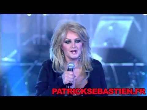 """Retrouvez Patrick Sébastien sur http://www.patricksebastien.fr    Bonnie Tyler était dans les années bonheur de Patrick Sébastien pour interpréter """"It's a heartache"""" en live"""