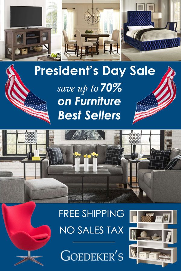 President S Day Sale On Furniture Shop Now And Save Up To 70 Off