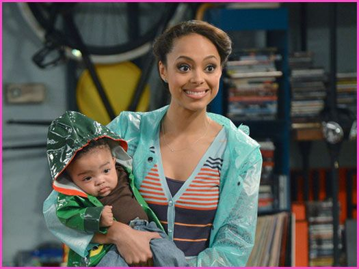"""ABC Family's """"Greek"""" Star Amber Stevens Guest Stars On """"Baby Daddy"""""""