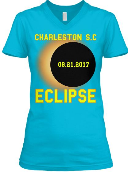 Charleston S.C 08.21.2017 Eclipse Total Solar Eclipse August 2017 Shirt #Solar #Eclipse #SolarEclipse #sun #moon August eclipse t-shirt. Perfect to wear on U.S. Ring Of Total Solar Eclipse watching trip, party. #The #Great #USA solar eclipse #chasers,eclipse #enthusiasts, astronomer, stargazer as gift. #Augusteclipseshirt , #SolarEclipse #Eclipse #solar #beer #party #summer #2017TotalSolarEclipse #eclipse2017 #eclipse #space #science #moon #us #america #diamondring #Shirts #tee #Tshirts