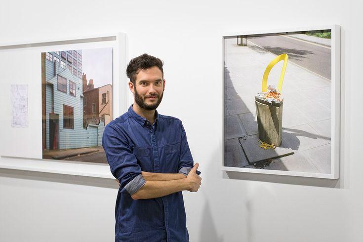 Fotograf Carlos Alba måtte flytte til London for at finde vej til kunstscenen i Madrid
