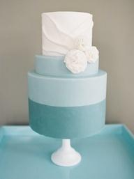 My sweet n saucy #cake... light blue... jenhuangphoto.com