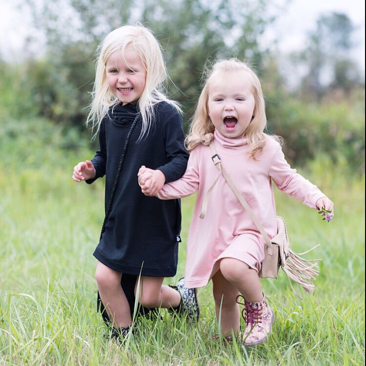 Bamboo infant and toddler dresses