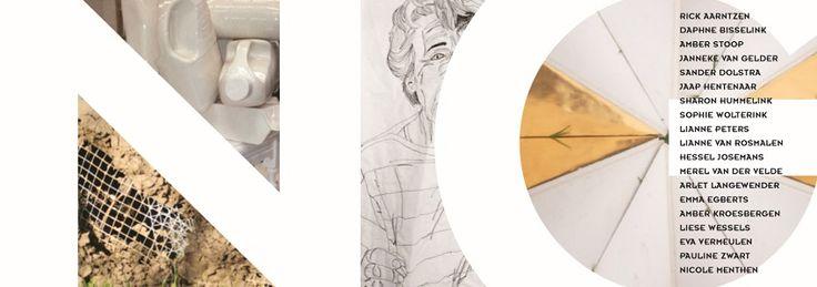 ArtEZ studenten bij De Nieuwe Gang Galerie – De Nieuwe Gang