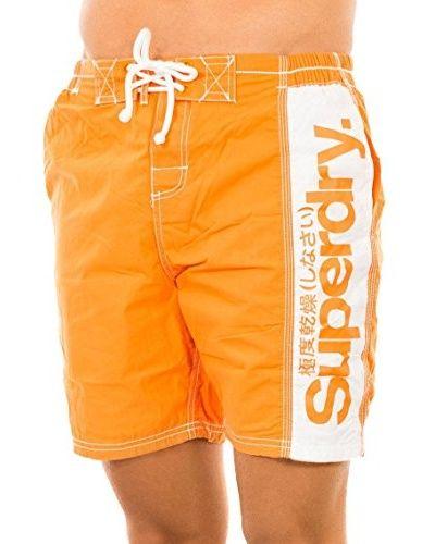 Superdry Shorts da Bagno  [Arancione]