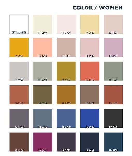Color/WOMEN - Fashion Textiles Trends Autumn/Winter 2013-2014: Hands On - Lenzing Colors / Color Trends