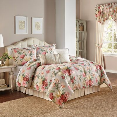 FREE SHIPPING AVAILABLE! Buy Croscill Classics Colette 4-pc. Floral Comforter Set at JCPenney.com today and enjoy great savings. Available Online Only!