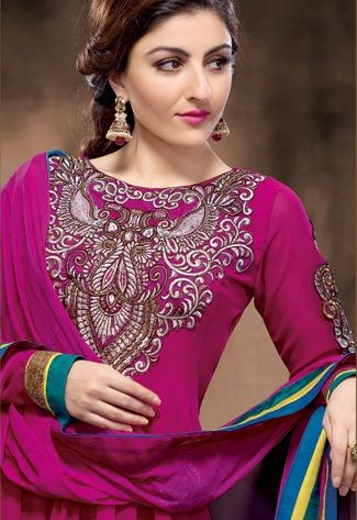 Soha Collection Anarkali Suit - 43 - Shopping on Junction