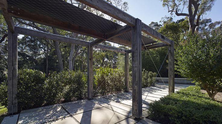 matthew woodward architecture / wirra willa pavilion grounds, somersby nsw
