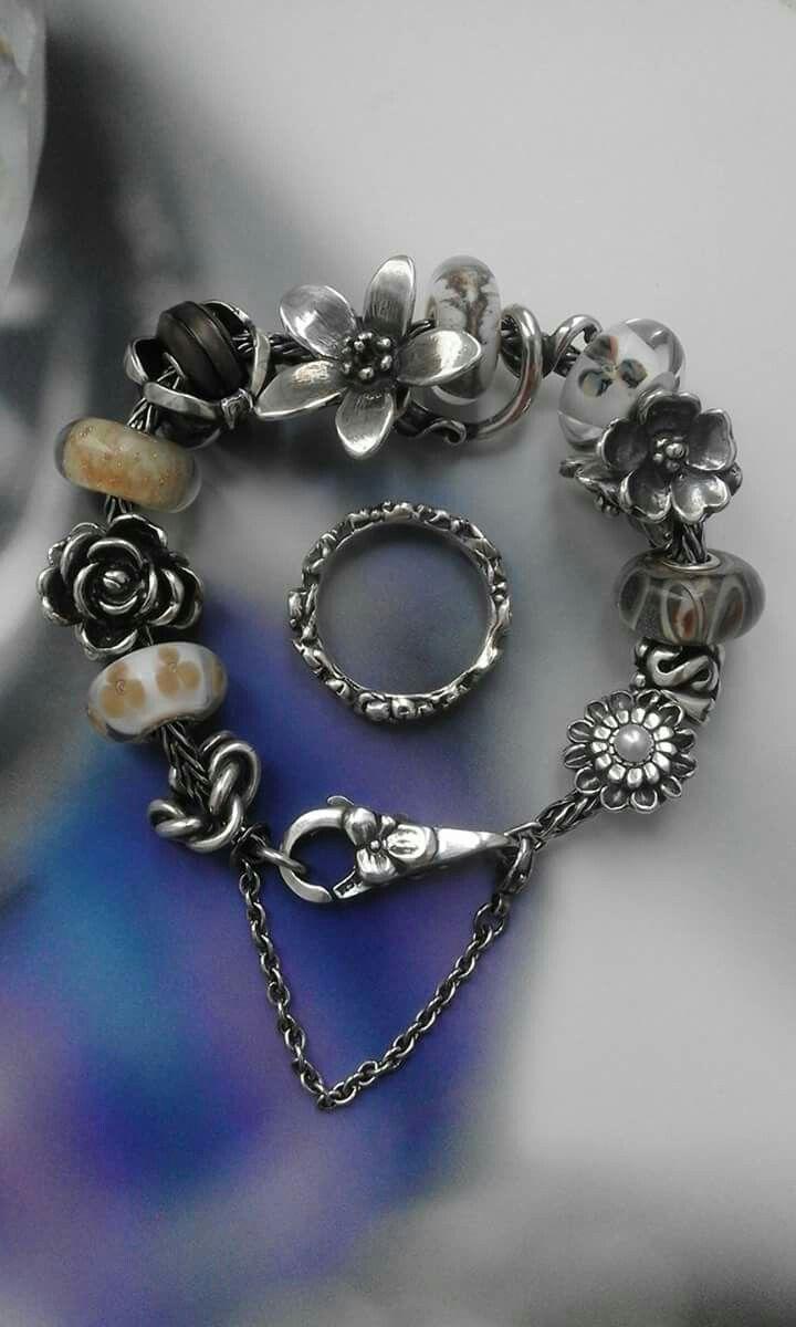 Pandora bracelet dillards - Pandora Beads Pandora Charms Pandora Jewelry Pandora Bracelets Jewelry Box Jewelry Ideas Jewelery Troll Beads Casual Outfits
