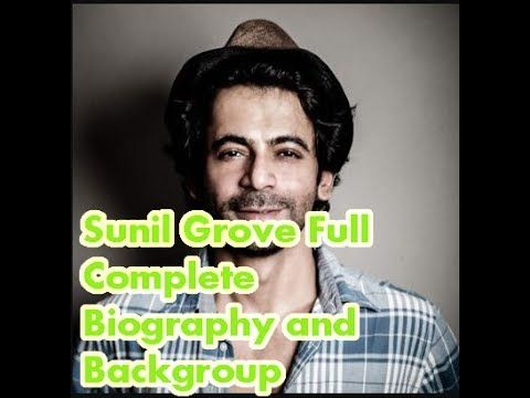 India Actor Sunil Grover Fight & Full biography and background life