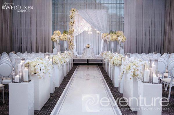 Роскошные Свадебные драпировки и декора Торонто
