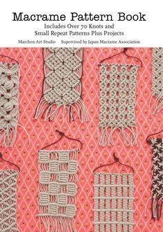 Macrame Pattern Book                                                                                                                                                      More                                                                                                                                                                                 More