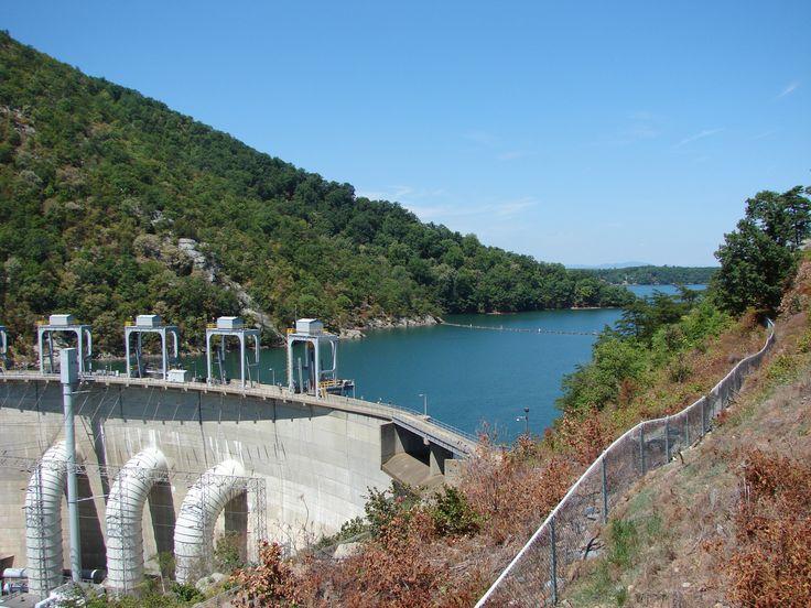 Smith Mountain Lake Dam