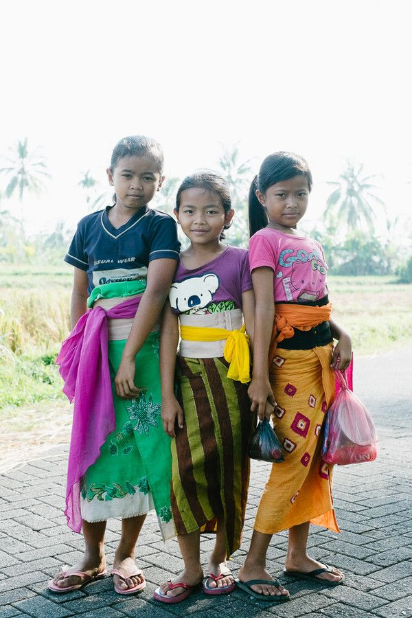 Bali girls by Andreas Kamphaug on 500px