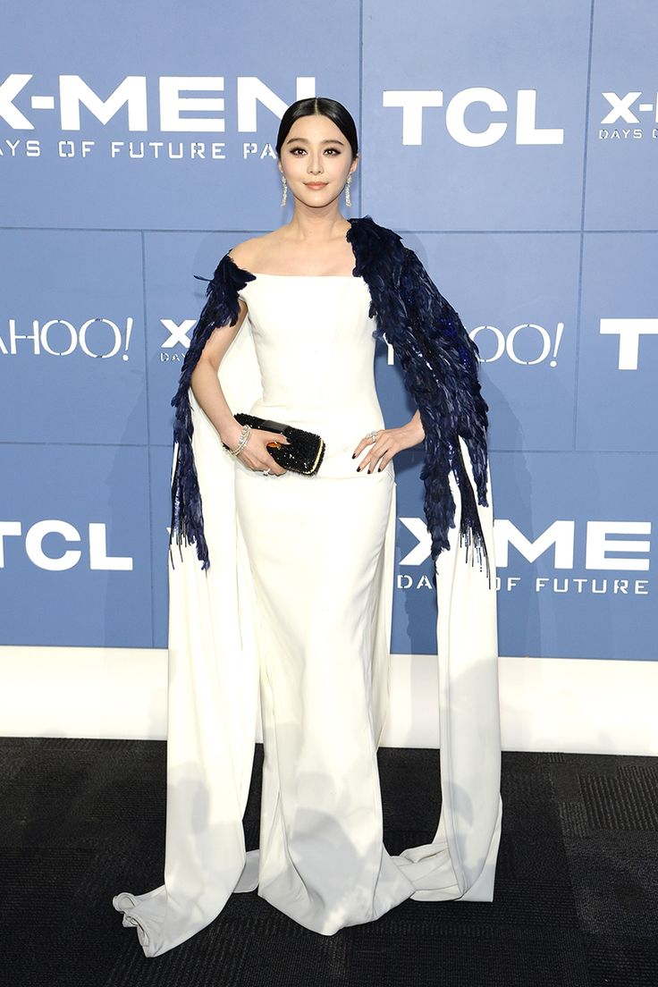 100 Best Red Carpet Moments of 2014 - Fan BingBing in Georges Chakra Couture - Elle