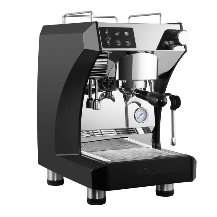 coffee maker espresso with grinder