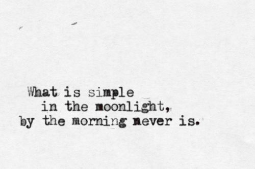 .: Quotes, Brightey, Bright Eye Lyrics Lua, Simple Things, True Words, Truths, Bright Eye Tattoo, Conor Oberst, Moonlight