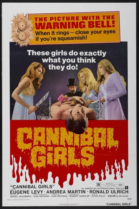 Canuxploitation Review: Cannibal Girls