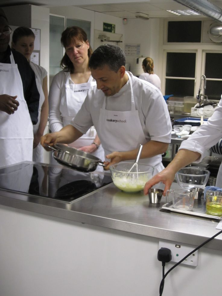 The Cookery School, London  http://www.foodnerd4life.com/bonjour-ma-petite-patisserie-french-bakery-course-london/