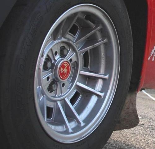 Fiat 124 Spider For Sale >> WHEELS, Cromodora CD 66/80 | cars | Pinterest | Wheels