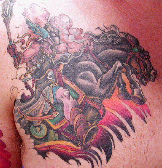 Scottish Warrior Tattoos: 17 Best Ideas About Celtic Warrior Tattoos On Pinterest