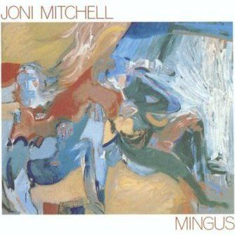 joni mitchell album covers | Joni Mitchell: Goodbye Pork Pie Hat
